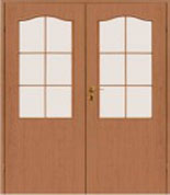 durys Klasika 2.6x2